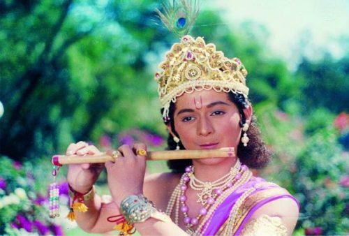 Ramanand Sagar Shri Krishna