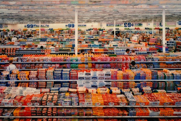 Andreas Gursky Diptychon