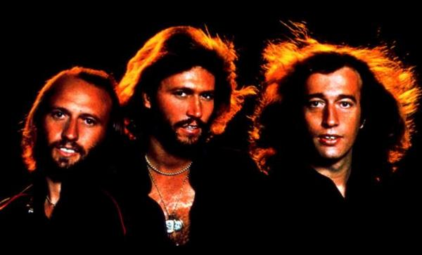Bee Gees pop music band