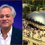 Anish Kapoor British-indian artist अनीश कपूर