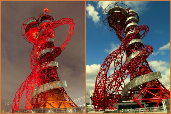Arcelormittal orbit Anish Kapoor Art