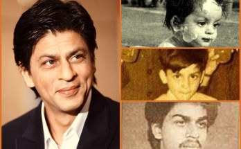 Shahrukh Khan Unseen photos