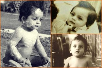 Shahrukh khan ke bachpan ka photo