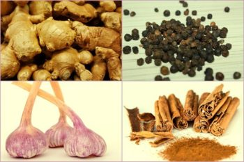 Indian Spices for weight loss in hindi