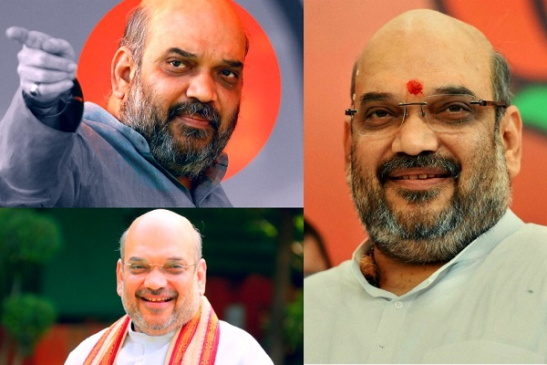Amit Shah biography in hindi