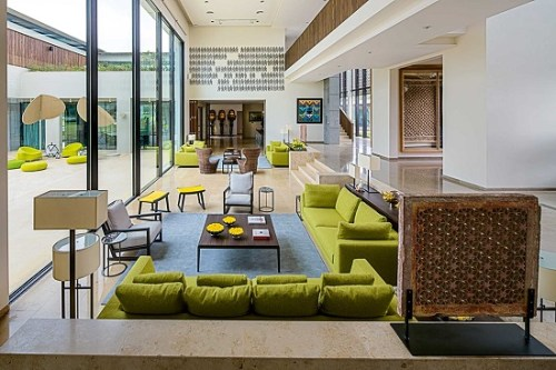 kingfisher villa goa interior