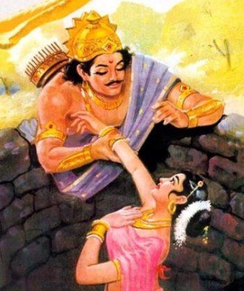 Yayati and Devyani love story