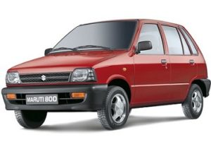 Maruti 800 old model Price India