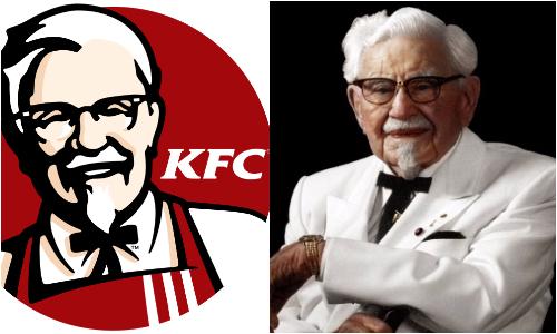 Colonel Sanders KFC hindi story