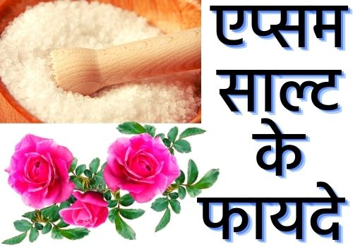 Epsom salt for plants in hindi