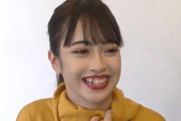 マリア愛子 歯並び