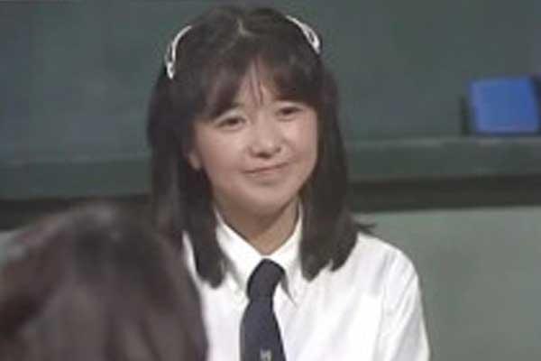 宮崎美子 2年B組仙八先生