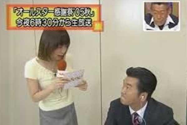 小林麻耶 島田紳助 オールスター感謝祭