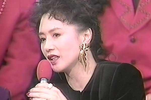 加賀まりこ 夜のヒットスタジオ 40代