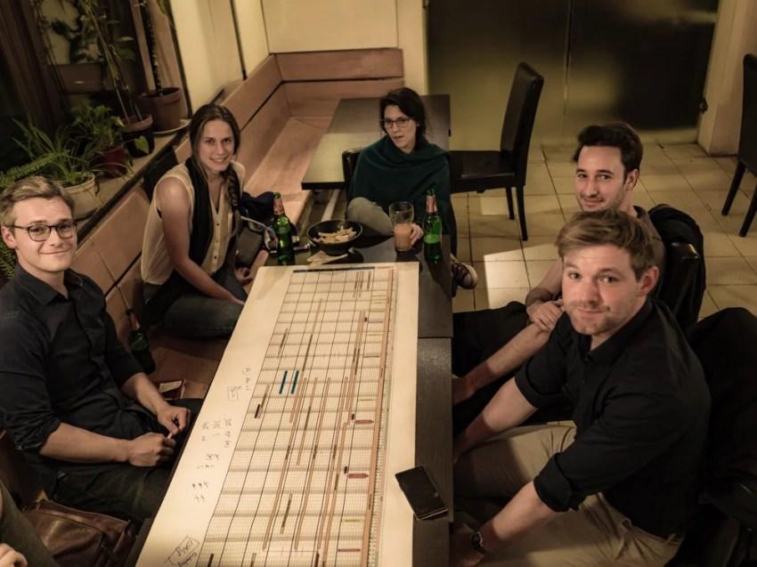 Treffen des FSH-Projektteams in Wien. Bild: Thomas König, Shabka, CC BY-NC-ND 4.0.