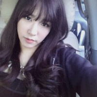 Girls' Generation's Tiffany and her charming set of SelCa pictures