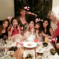 Seohyun and her adorable photos with her Unnies from Girls' Generation