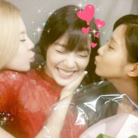 Girls' Generation Seohyun greets Tiffany a Happy Birthday