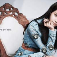 SNSD's gorgeous YoonA for 'JLook' magazine