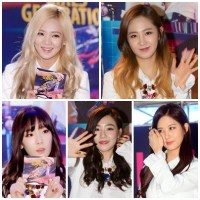 Check out SNSD's clip and pictures from their 'Mr. Mr.' Signing Event