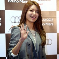 SNSD SooYoung shared her thoughts after watching Bruno Mars' Concert