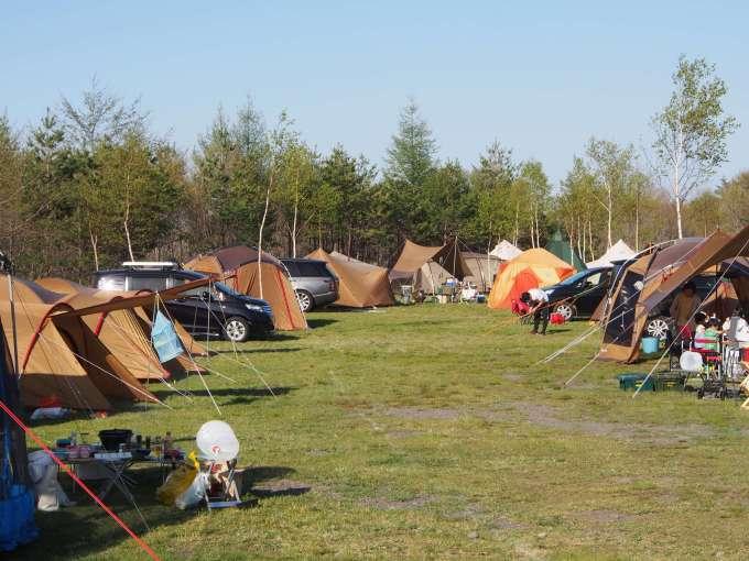 ASAMA Park Field 浅間園オートキャンプ場