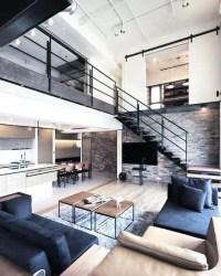 32 Interior Design Loft Style Ideas