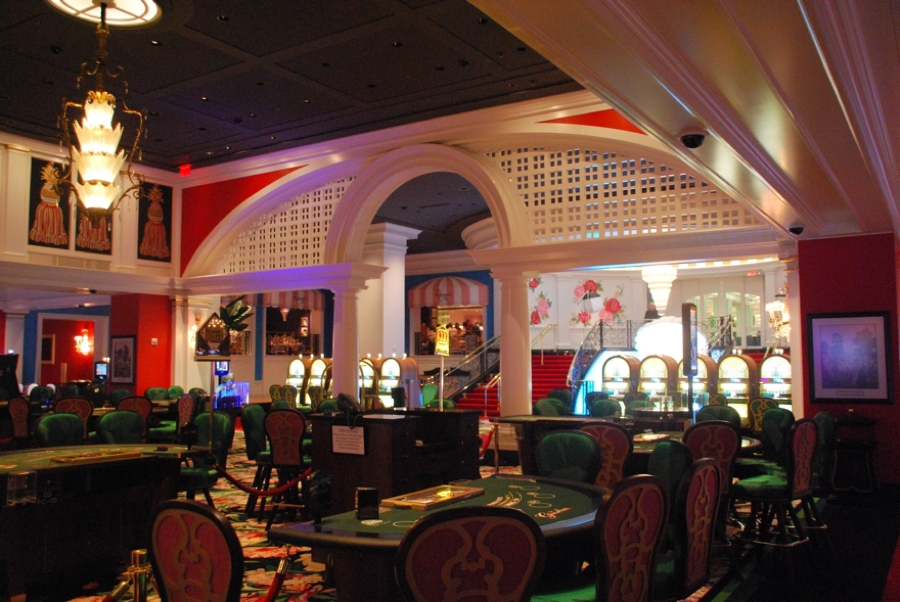 Greenbrier Resort and Casino  SH Acoustics