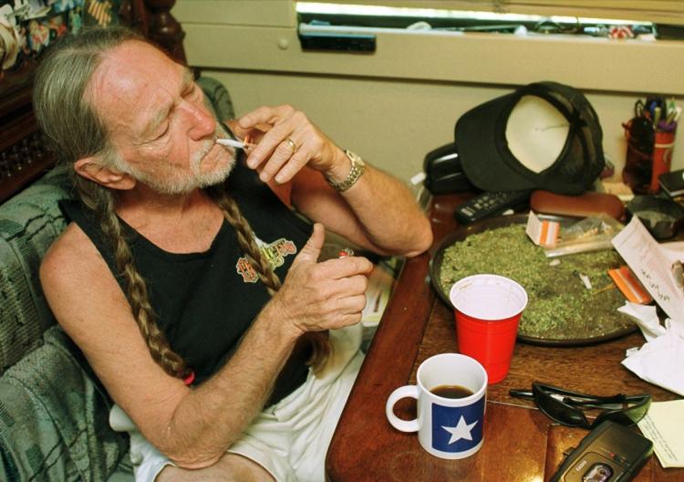 Smoke Cannabis at Home