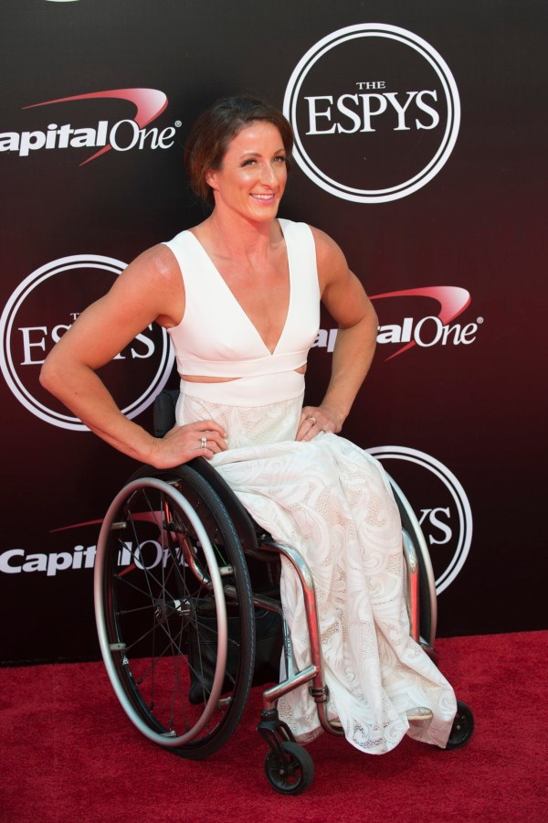 Tatyana Mcfadden Wins Espy Shade Global