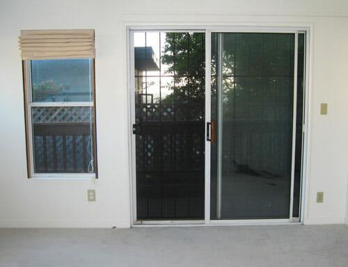 sliding screen doors in phoenix patio