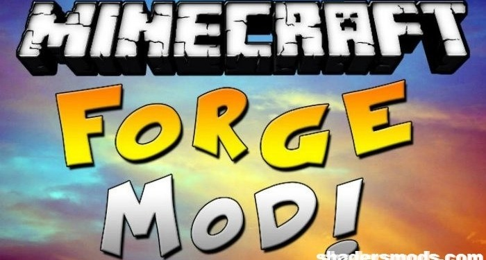 Minecraft Forge API for Minecraft 1 14 4/1 14 3/1 13 2/1 12