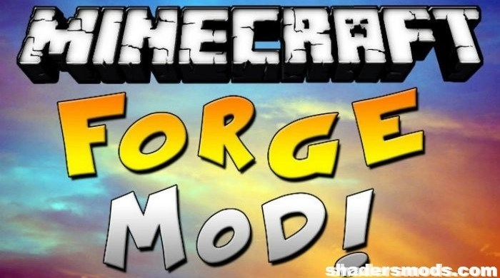 Minecraft Forge API for Minecraft 1.17.1