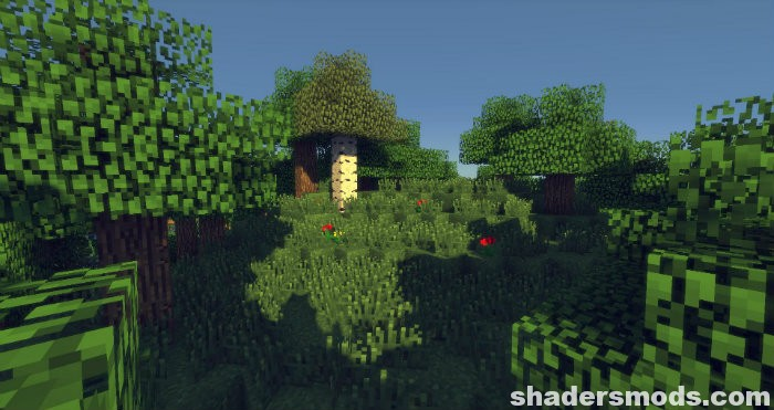 shader minecraft 1.12 2 lite