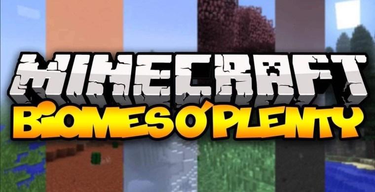 Biomes o Plenty Mod for Minecraft 1.16.5