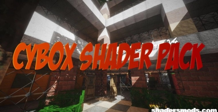 Cybox Shaders for Minecraft 1.12.2/1.11.2/1.10.2