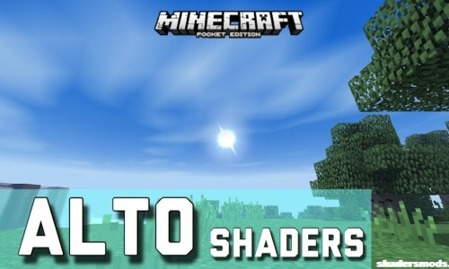 Mcpe Shaders Shaders For Minecraft Pe Shaders Mods