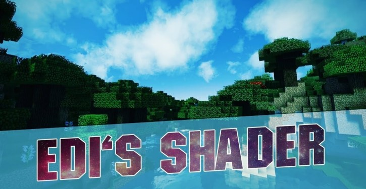 Edi's Shaders for Minecraft 1 12 2/1 11 2/1 10 2 | Shaders Mods