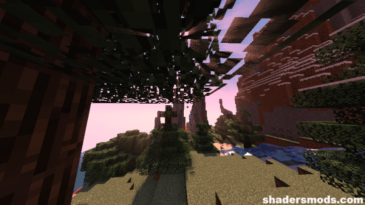SFLP Shaders for Minecraft 1 12 2/1 11 2 | Shaders Mods