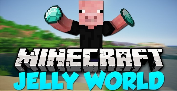Jelly World Shaders for Minecraft 1.17 / 1.16.5