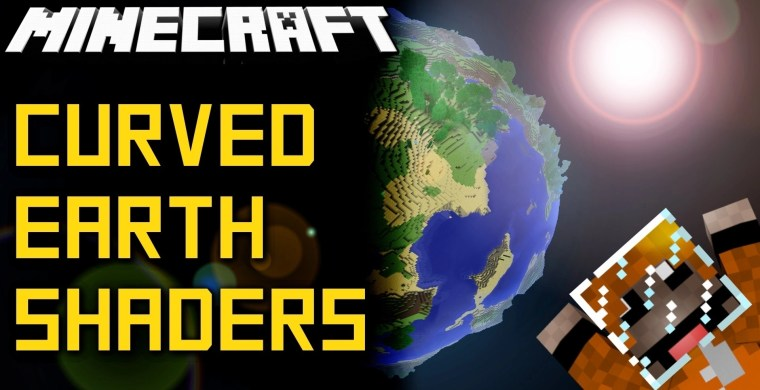 World Curvature Shaders for Minecraft 1.12.2/1.11.2/1.10.2