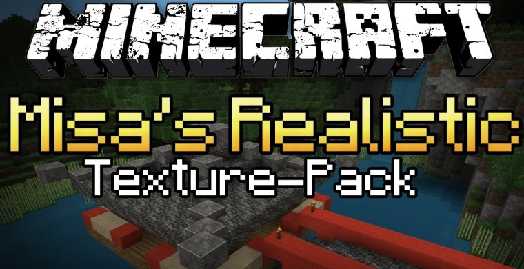 Misa's Realistic Texture Pack for Minecraft 1.17.1