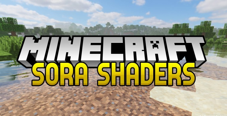 SORA Shaders for Minecraft 1.17.1