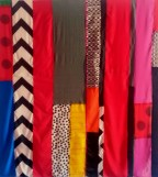 Strips of Saris