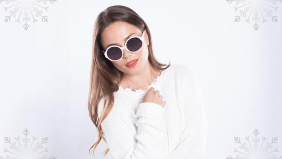 Michael Kors Round Sunglasses For Women