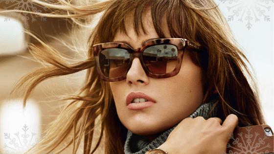 Michale Kors Oversized Sunglasses For Women