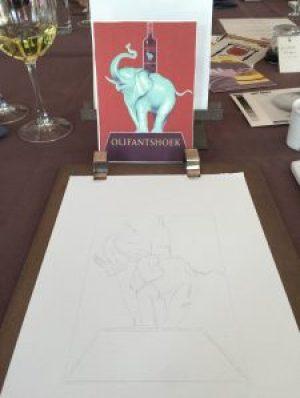 olifantshoek sketch