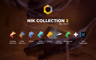 DxO Nik Collection 2 is now available