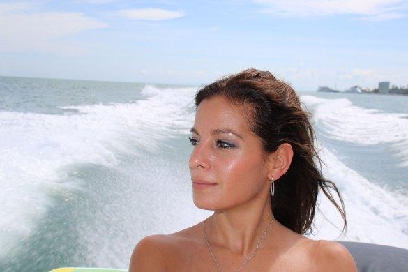 Belize Boat Ride