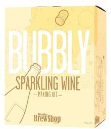 bubbly sparkling wine kit